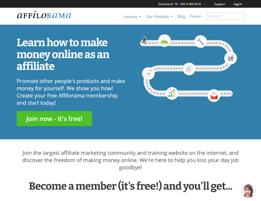 Affilorama - Affiliate Marketing Forum