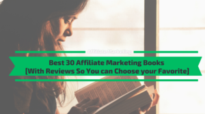 Best 30 Affiliate Marketing Books