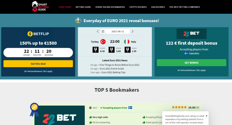 Smart Betting Guide