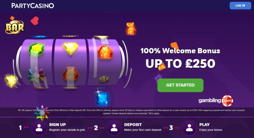 100% Welcome Bonus Example