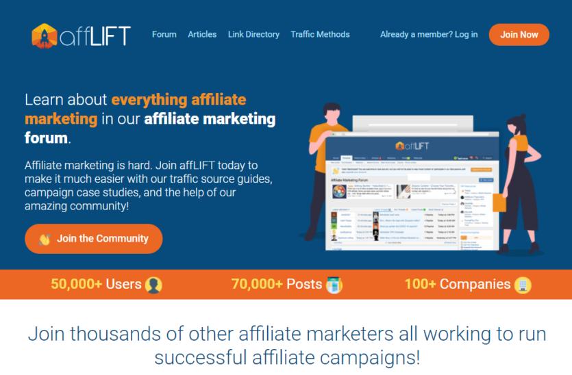 afflift - Affiliate Marketing Forum