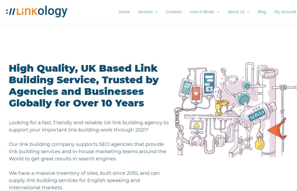 UKlinkology