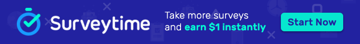 Earn $1 instantly for filling surveys