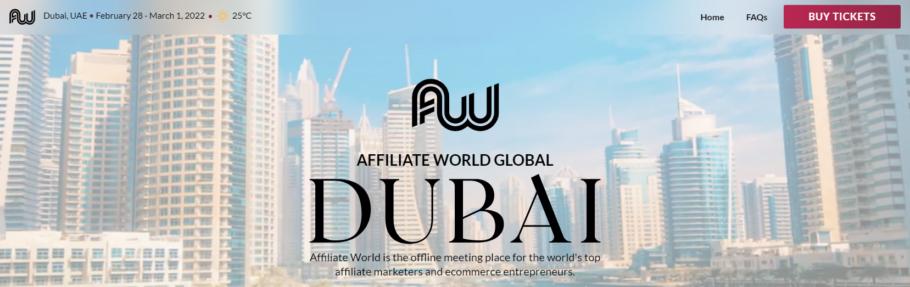 Affiliate World Global Dubai