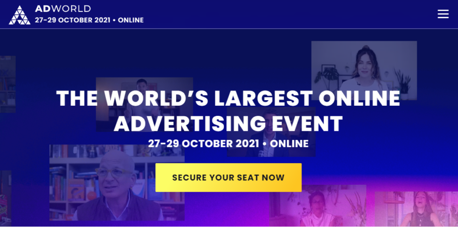Ad World Conference 2021