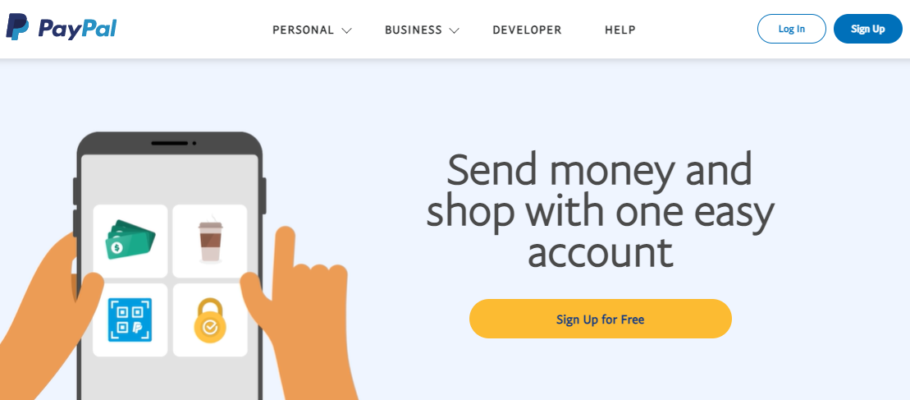 PayPal - Affiliate Marketing Payment system