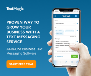 TextMagic - Grow your business with SMS Marketing