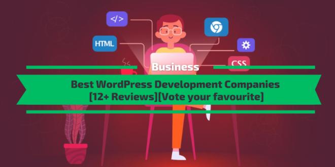 Best WordPress Development Companies