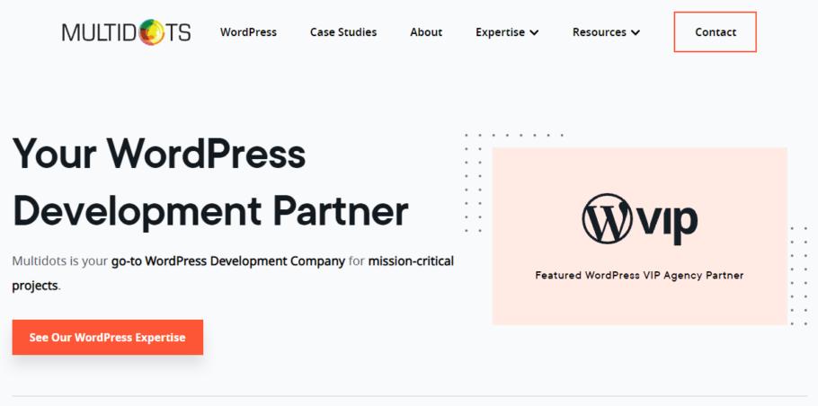 MultiDots - Wordpress Development Agency